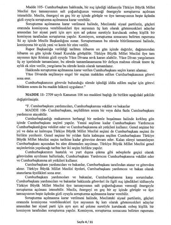 yeni anayasa değişikliği tam metni sayfa 4