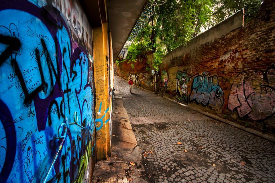 Beyoğlu'nun Arka Sokakları
