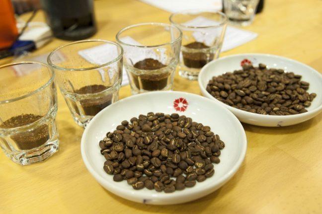 kahvenin ritmi atölyesi