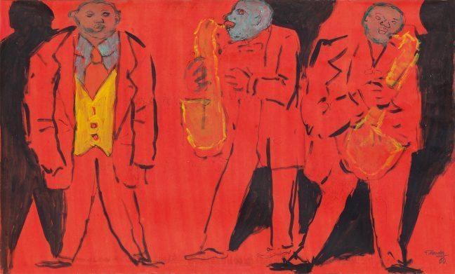 """Beyaz Müzayede:""""38. Çağdaş ve Modern Sanat Müzayedesi"""" ile açılıyor"""