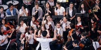 """Genç bir konser serisi: """"Müzede Barış İçin Müzik!"""""""
