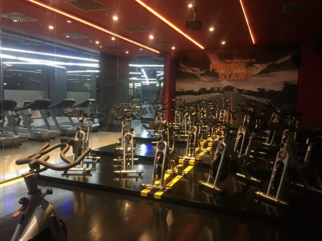 fitness merkezleri