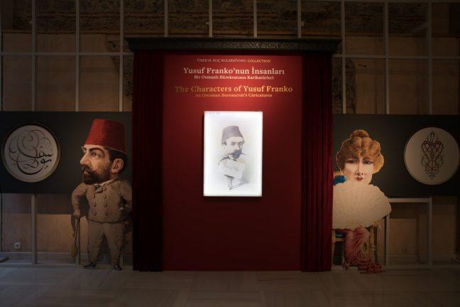 """Yusuf Franko'nun insanları: """"Bir Osmanlı Bürokratının Karikatürleri"""""""