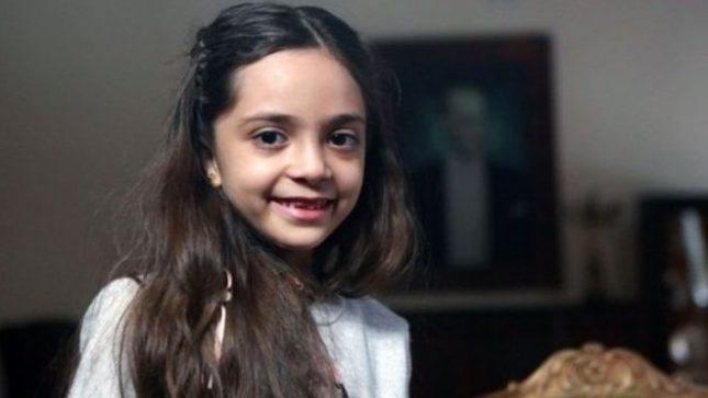 7 yaşındaki Bana'dan Başkan Trump'a mektup