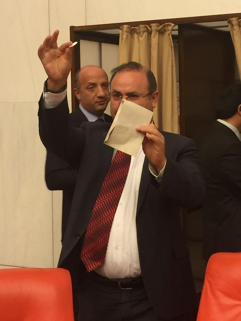 anayasa değişikliği ak parti akp gizli oylama ihlal