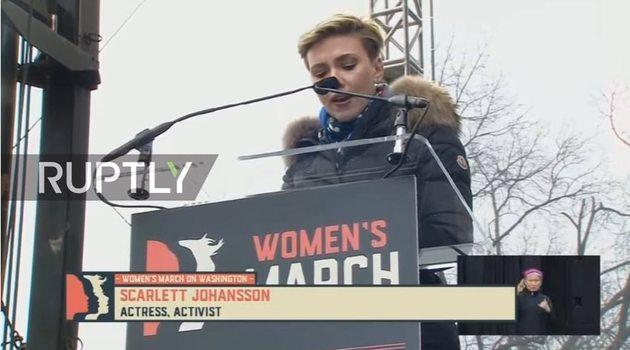 Kadınların Trump'ı protesto yürüyüşü ABD'deyi sarstı
