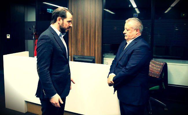 Ak Parti Grup Başkanvekili Bülent Turan'dan Berat Albayrak'a tepki