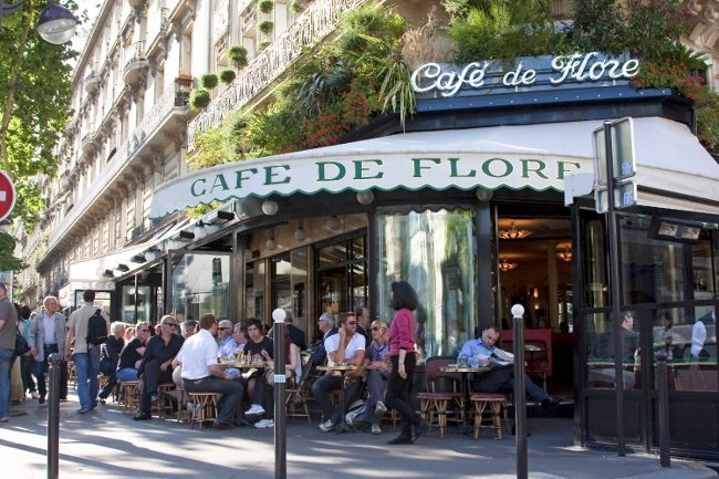 cafe de flore paris