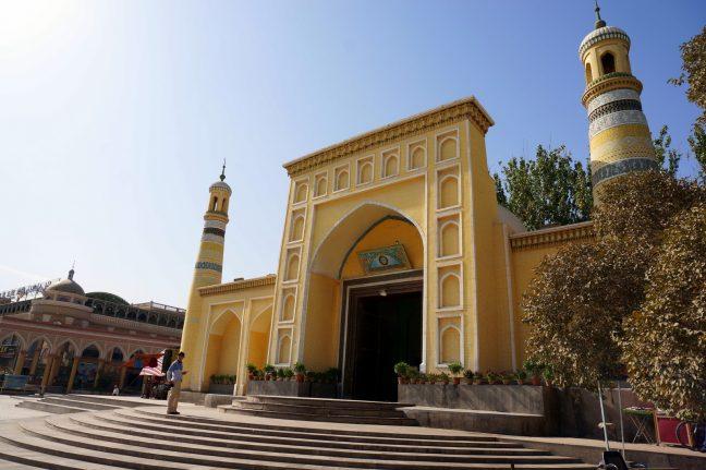Xinjiang'ın tarihi