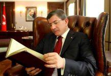 Ahmet Davutoğlu: Kaygılarımı Cumhurbaşkanına ilettim