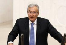 Deniz Baykal'dan mecliste tarihi konuşma