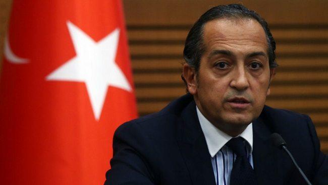Dışişleri Bakanlığı Sözcüsü Hüseyin Müftüoğlu