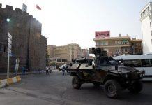 Diyarbakır'ın Sur ilçesinde polise yapılan saldırıda son durum