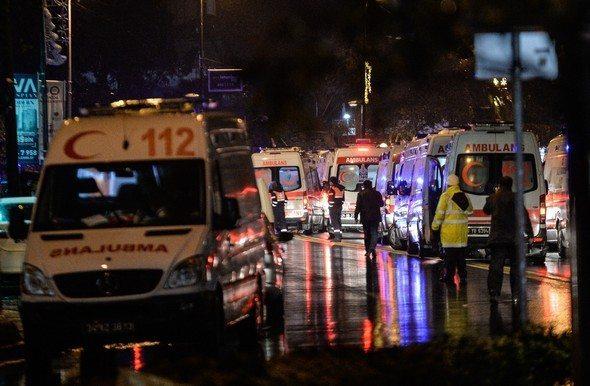 Görgü tanıkları Reina terör saldırısını anlattı