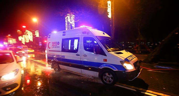 Görgü tanıkları Reina terör saldırısını anlattı fenerbahçe futbolcu sefa boydaş