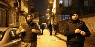 İstanbul Emniyeti ve AK Parti binasına lav silahıyla saldırı girişimi