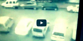 Video: İzmir Bayraklı Adliyesi terör saldırısı patlama anı görüntüleri