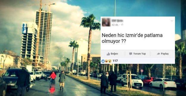 Baro Başkanı İzmir'in hedef gösterilmesine isyan etti