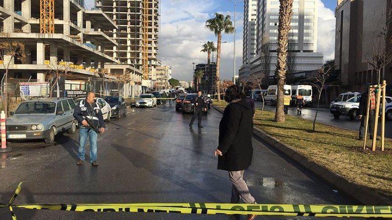 izmir terör saldırısı adliye bomba yüklü araç