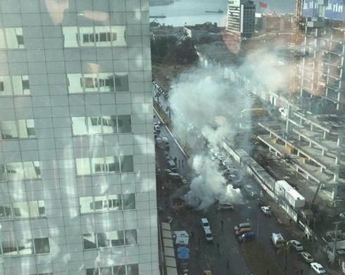 izmir adliye terör saldırısı bomba patlama