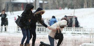 Karda düşmemek için neler yapmalısınız?
