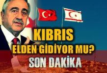 Kıbrıs elden gidiyor mu? Cumhurbaşkanı Mustafa Akıncı açıkladı