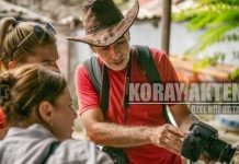 Koray Akten ile sokak fotoğrafçılığı gezileri