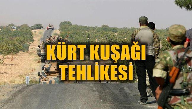 Kürt kuşağı nedir? Donald Trump'ın güvenli bölge isteği