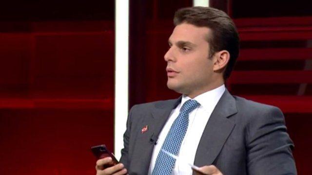 Mehmet Aslan: O Twitter paylaşımını şoförüm atmış