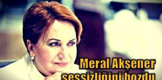 """Meral Akşener: MHP tabanı başkanlığa """"hayır"""" diyor. Bahçeli tek başına karar aldı. Benim FETÖ'cü olmadığımı en iyi Erdoğan bilir."""