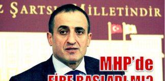 MHP Genel Başkan Yardımcısı Atilla Kaya neden istifa etti?