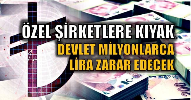 OHAL KHK'sı ile devlet milyonlarca lira zarar edecek turkcell türk telekom 4,5G ihale