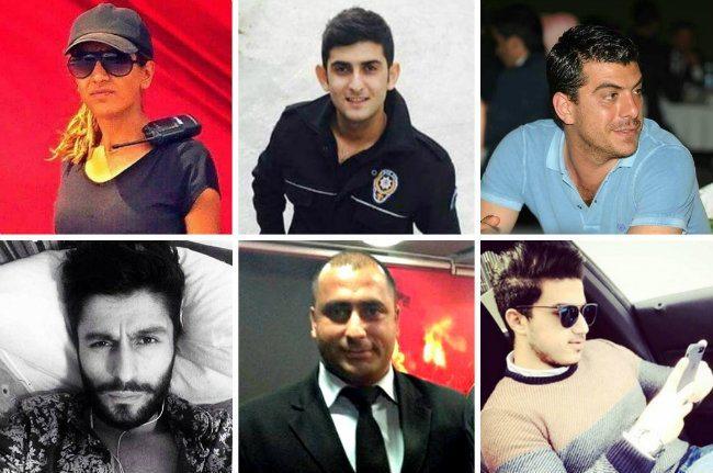 Ortaköy saldırısında hayatını kaybedenler