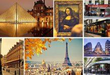 Paris'in ünlü kafeleri ve filozoflar
