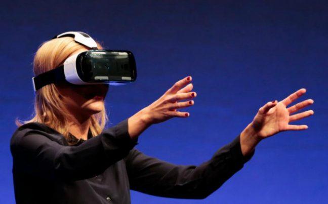 """""""sanal gerçeklik"""" tedavisi!"""