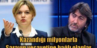 Selin Sayek Böke, başkanlığa evet kampanyası başlatan Rıdvan Dilmen'e sert tepki gösterdi: Kazandığı milyonlar ancak Saray'ın vesayetine bağlı olanlar...