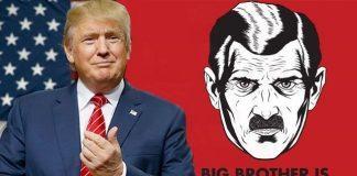 Trump başkan seçilince George Orwell'in'1984' romanı zirveye oturdu