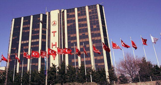 Türk Hava Yolları Genel Müdürlük binası, Yeşilköy, İstanbul
