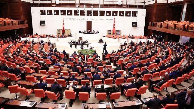 """""""Türk tipi başkanlık"""" TBMM Genel Kurulu'na geliyor"""