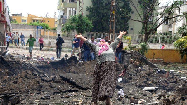 Türkiye'de terör biraz zor biter!