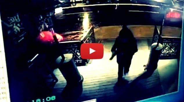 Video: Ortaköy Reina saldırı anı görüntüleri