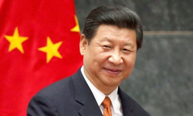 Çin Devlet Başkanı Xi Jinping