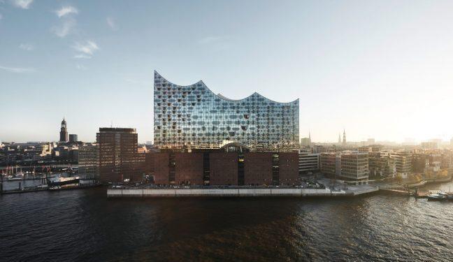 Hamburg'un yeni sembolü: Elbphilharmonie Konser Salonu