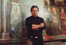 "Mersad Berber'in ""Bir Bosna Alegorisi"" sergisi Pera Müzesi'nde"