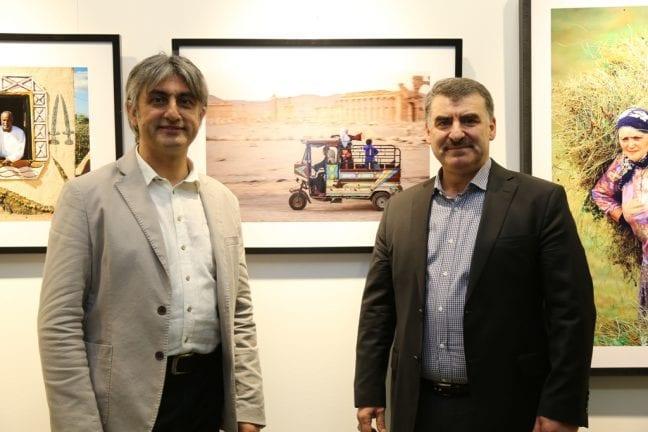 """Murat Gür ve Mustafa Yılmaz'ın fotoğraf sergisi: """"Suret-i Cihan"""""""