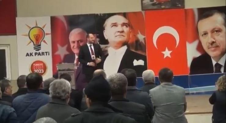 """ak parti manisa il başkan yardımcısı ozan erdem""""Başarısız olursak iç savaşa hazır olun"""""""
