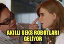 Akıllı seks robotları RealDoll imzasıyla satışa çıkıyor!