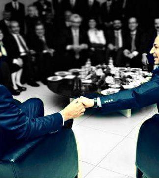 AKP ile HDP, başkanlık referandumu sonrası yakınlaşıp özerklik ve federasyon konusunda anlaşmaya varırsa Devlet Bahçeli bu duruma ne diyecek? erdoğan
