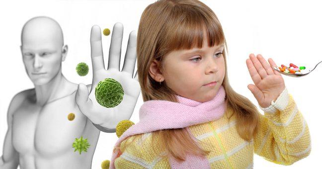 Alerjiye neden olan bağışıklık sistemi nedir?