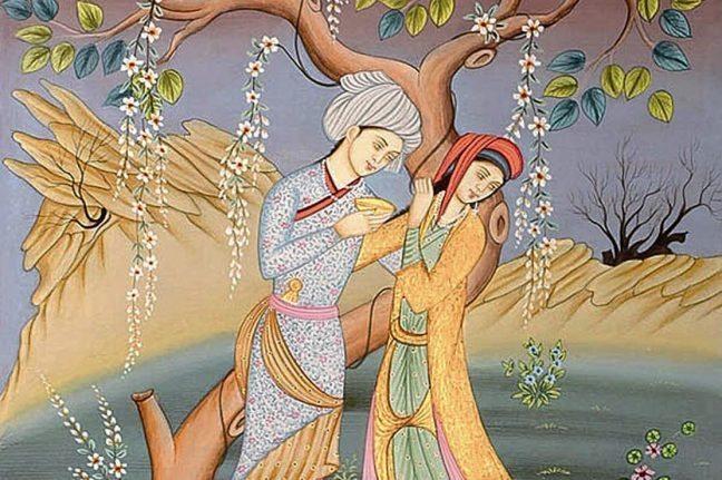 Aşkın gizli tarihi: Leyla ile Mecnun